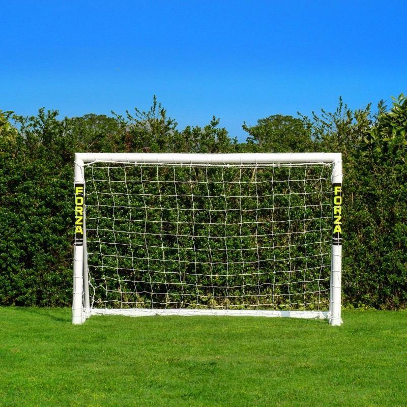 12 x 6 FORZA Soccer Goal | Locking Soccer Goal | Mini ...